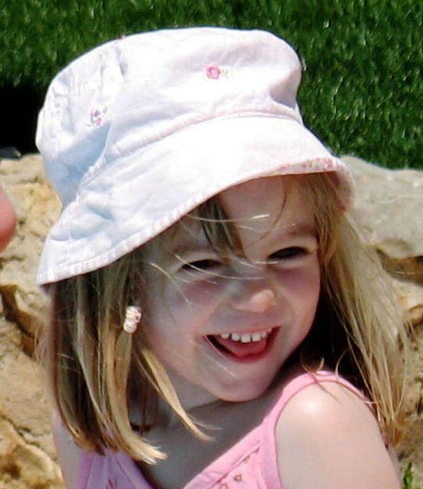 Madeleine McCann täyttää pian 14 vuotta, jos hän on yhä elossa.