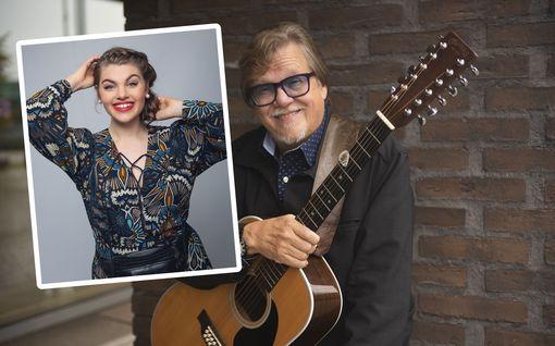 Tiesitkö? Mikko Alatalon lapsenlapsi Ronja on myös laulaja: Tänään tv:ssä yhteislauluillassa – kuin Tammerkosken sillalla