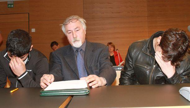 Romanialaisveljesten rikoksia käsiteltiin torstaina Helsingin käräjäoikeudessa.
