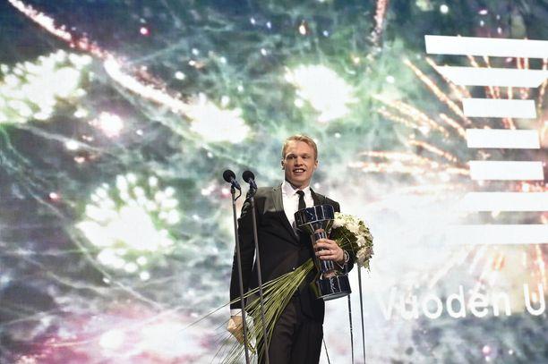 Iivo Niskanen on voittanut kaksi edellistä Vuoden urheilija -palkintoa.