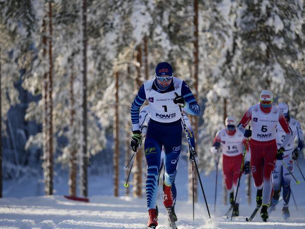 Niilo Moilanen on alle 20-vuotiaiden MM-sprintin tuore maailmanmestari.