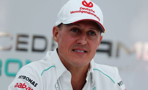 Michael Schumacher on Jean Todtin läheinen ystävä.