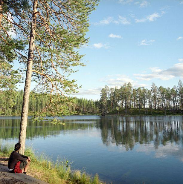 Hossan retkeilyalueesta tulee pian kansallispuisto.