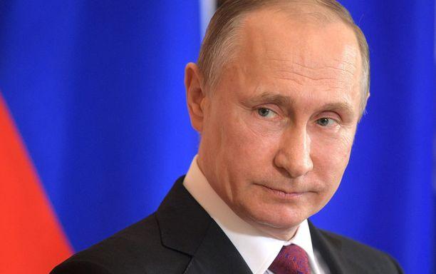 Putinin mukaan kaasuisku voi olla tekaistu.