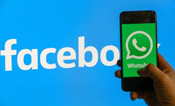 Facebookin ja Whatsappin välillä voi pian mahdollisesti viestitellä.