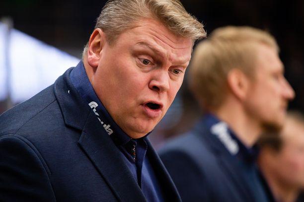 Pekka Virta oli pettynyt mies keskiviikkoehtoona Tampereella.