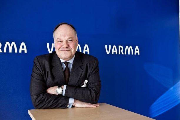 Miljoonatuloihin hivuttautunut Varman toimitusjohtaja Matti Vuoria on jäämässä eläkkeelle. Seuraaja on haussa.