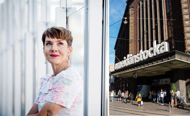 Maria Veitolasta tulee syksyn ajaksi Stockmannin luova johtaja.