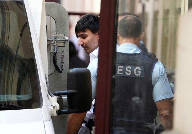 Väkijoukkoon vuonna 2017 ajanut mies tuomittiin elinkautiseen vankeuteen Australiassa.