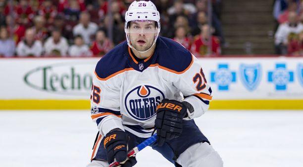 Iiro Pakarinen on pelannut neljä kautta Edmonton Oilersin organisaatiossa.
