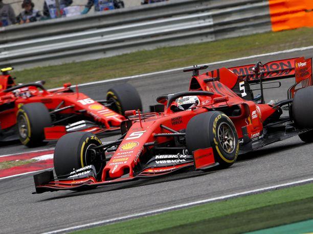 Ferrari-kaksikon alkukausi on ollut iso pettymys.