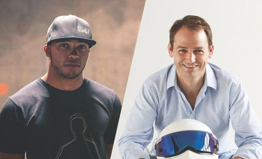 Nicolas Hamilton ja Ben Collins ovat kovia automiehiä. Kilparadan lisäksi he ovat esiintyneet muun muassa televisiossa. Nyt he lähtivät mukaan vielä pelibisnekseenkin.