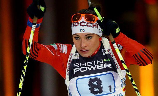 Dorothea Wiereriä ei nähdä kilpaladuilla enää kuuden vuoden päästä.