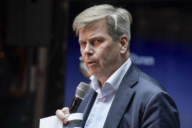 Puheenjohtaja Heikki Hiltusen mukaan SM-liiga Oy on vielä taloudellisesti hyvässä kunnossa.