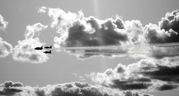Taivaan juhlaa. Helsinki International Air Show.