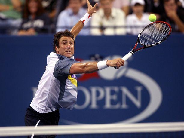 Justin Gimelstob voitti urallaan kaksi sekanelinpelin Grand Slam -titteliä.