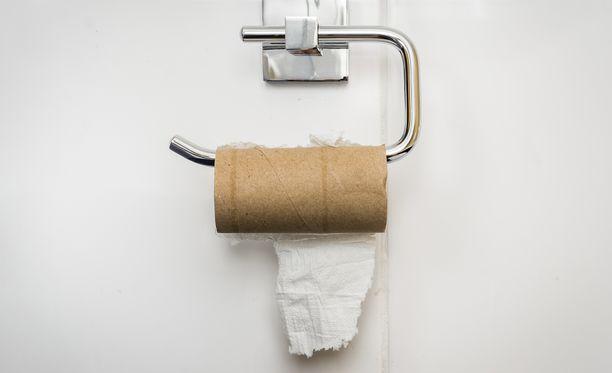 Työkalu auttaa selvittämään kauan vessapaperi riittää.