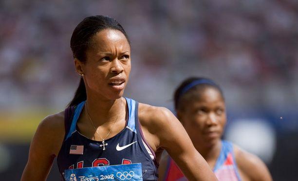 Muna Leen 100 metrin ennätys on todella kovaa valuutta - 10,85.