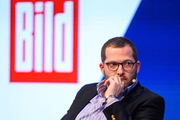 Bildin päätoimittaja on Julian Reichelt.