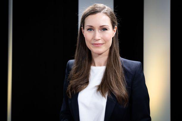 SDP:n puheenjohtaja, pääministeri Sanna Marin osallistui Iltalehden Suoraa Puhetta -vaalitenttiin 9. kesäkuuta.