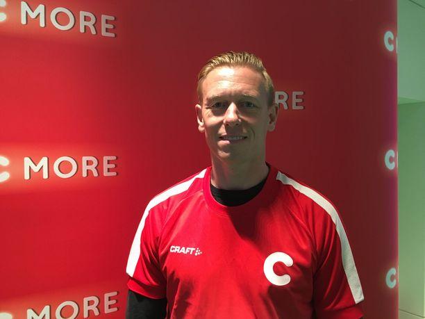 Mikael Forssell on asettanut tavoitteet korkealle valmennusuran suhteen.