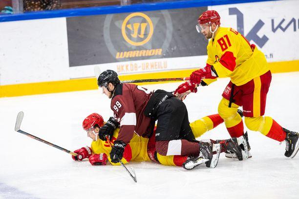 Jokerit on lähdössä KHL-kauden avaukseen Valko-Venäjälle, vaikka kritiikki on ollut kovaa.