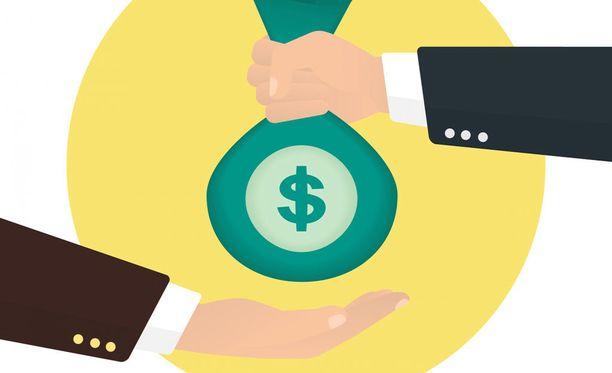 Korkojen nousu voi viedä asuntovelalliselta satoja euroa velallisen lompakosta kuukaudessa.