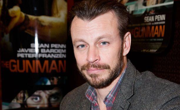 Peter Franzén tunnetaan myös kirjailijana.