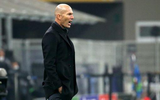 Zinedine Zidanella totinen paikka – tappio tarkoittaisi Real Madridille historiallista epäonnistumista