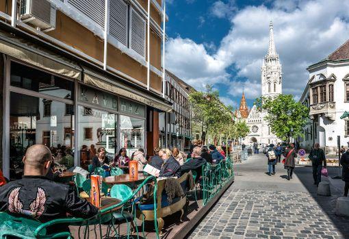 Unkarin pääkaupungissa Budapestissa tuopin keskihinta on noin 1,30 euroa.