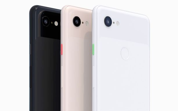 Pixel 3 XL tulee markkinoille kolmella eri värityksellä.