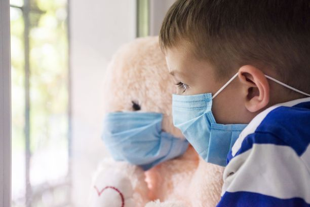Lapset sairastuvat harvoin koronaviruksen vakavampaan muotoon.