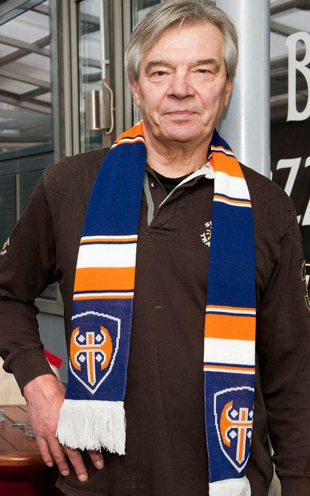 Pekka Marjamäki menehtyi 64-vuotiaana.