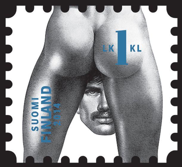 Tom of Finland merkit julkaistaan 8. syyskuuta.