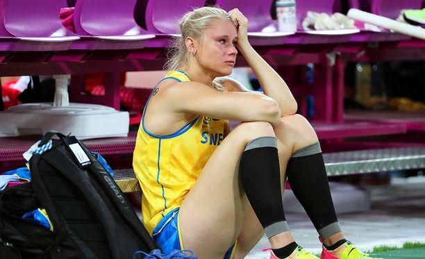 Michaela Meijerin MM-kisat päättyivät viime kesänä rajuun pettymykseen.