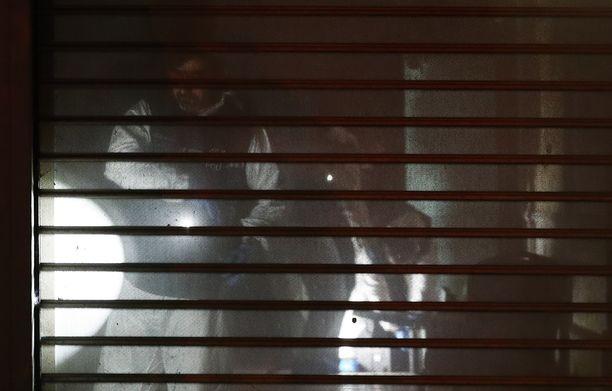 Turkin poliisin rikospaikkatutkijat päästettiin saudikonsulaattiin vasta kaksi viikkoa Khashoggin katoamisen jälkeen.