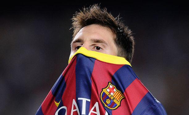 Lionel Messi hermostui AS-lehteen.