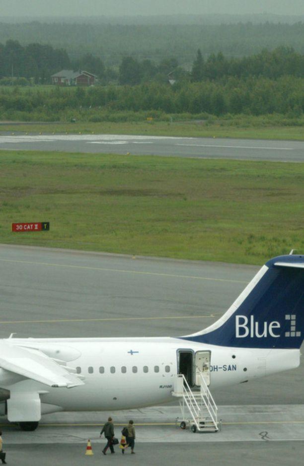 Oulun lentokentän laajennustöiden on määrä alkaa ensi syksynä.<br>