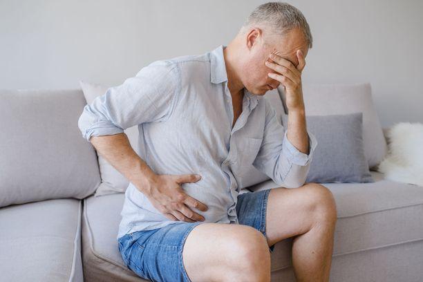 Haimatulehdus voi aiheuttaa haiman vajaatoimintaa.