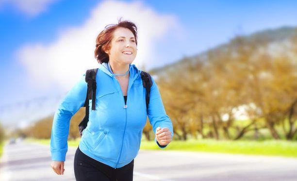 Jos et ehdi aamulenkille, voit tehdä pienen kävelyn vaikkapa lounastauolla.