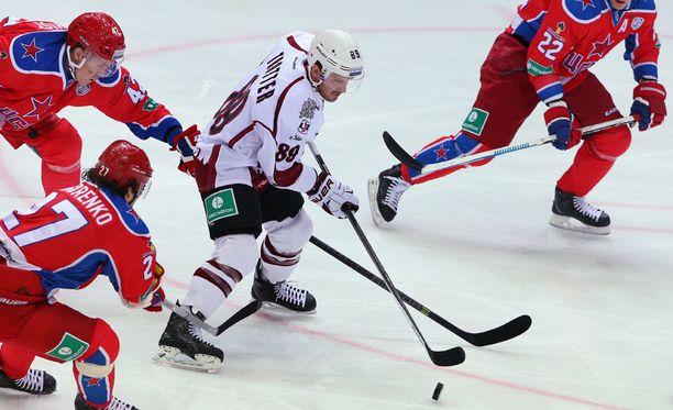 Brock Trotter muuttaa Lappeenrantaan.