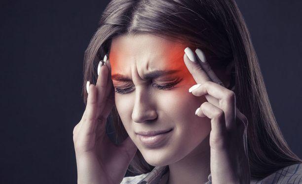 Sairaus voi olla migreenipotilaan mielessä koko ajan.