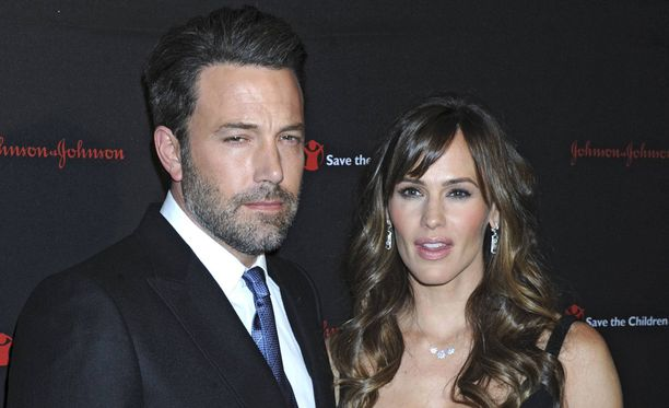 Ben Affleck ja Jennifer Garner avioituivat vuonna 2005.