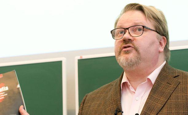 Johan Bäckman.