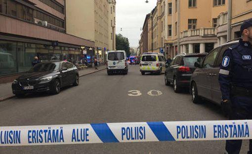 51-vuotias mies ajoi väkijoukkoon Helsingin keskustassa heinäkuussa.