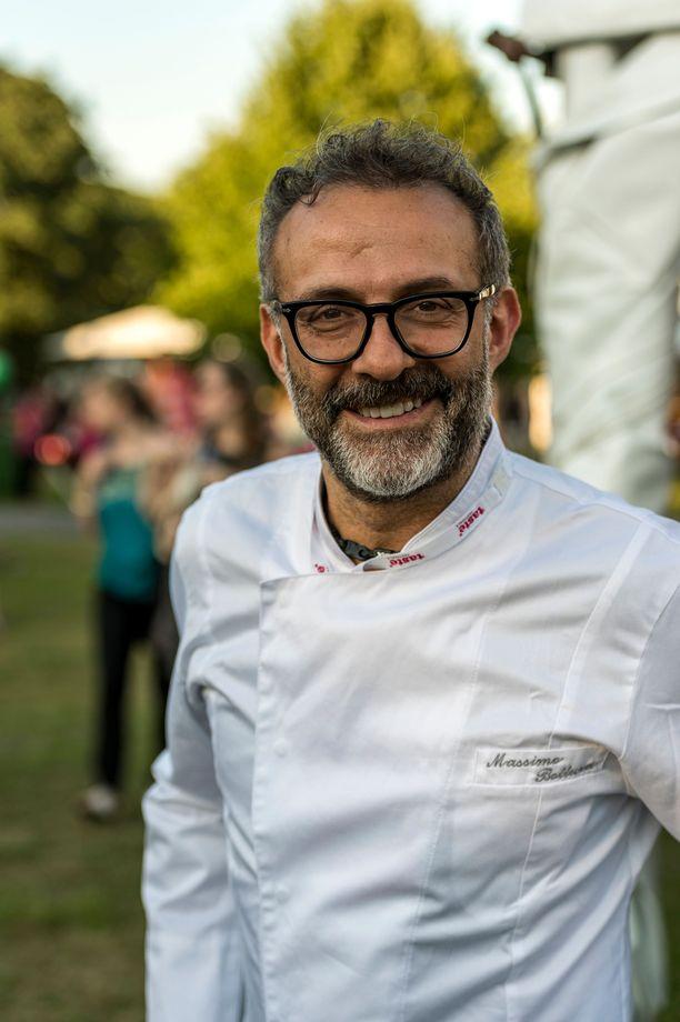Massimo Botturan ravintola Osteria Francescana valittiin maailman parhaimmaksi ravintolaksi vuonna 2018.