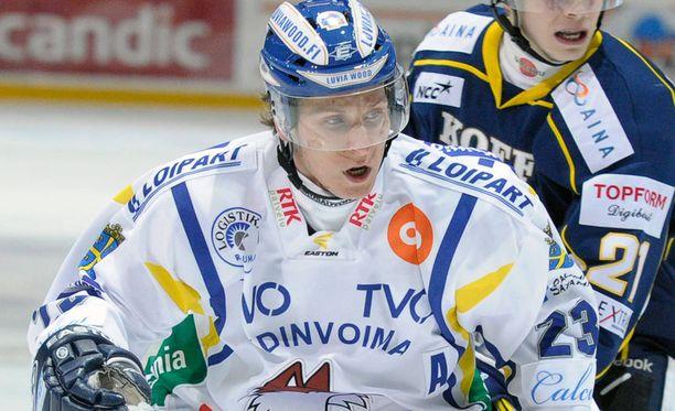 Iltalehden tietojen mukaan Lauri Tukonen palaa ensi kaudeksi Lukkoon.