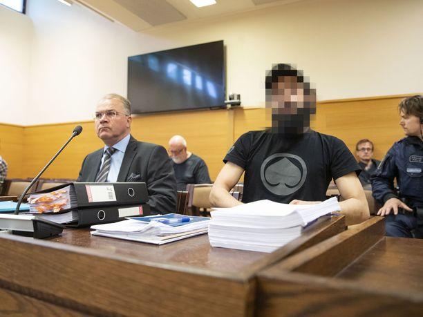Porin Itäpuiston epäillystä murhasta luetaan tänään syyte 29-vuotiaalle Irakin kansalaiselle.