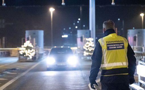 Ruotsi kieltää maahantulon Norjasta – syynä huoli virusmuunnoksesta