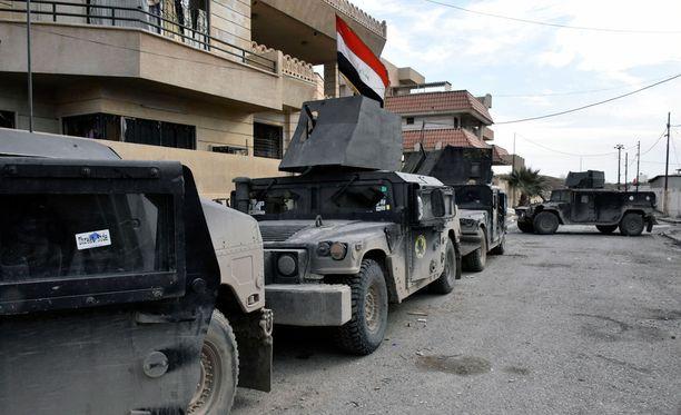 Mosul on Isisin hallussa oleva viimeinen iso tukikohta.
